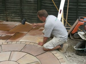 landscape construction Hampshire