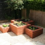 Landscape Gardening and Design Company – New Leaf Landscapes UK - Garden Design Work - Raised Borders & Planters