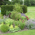 Landscape Gardening and Design Company – New Leaf Landscapes UK - Garden Design Work - Planting Areas