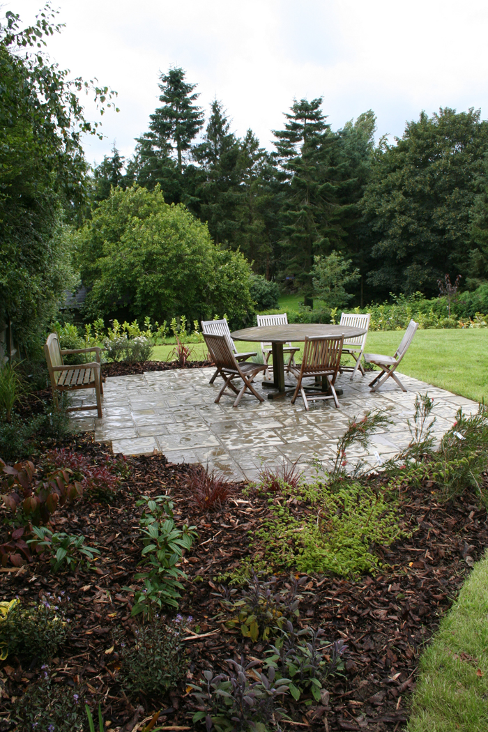 Landscape Gardening and Design Company – New Leaf Landscapes UK - Garden Design Style - Woodland