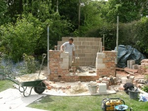 Brickwork team